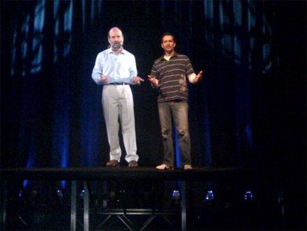 hologram preachers