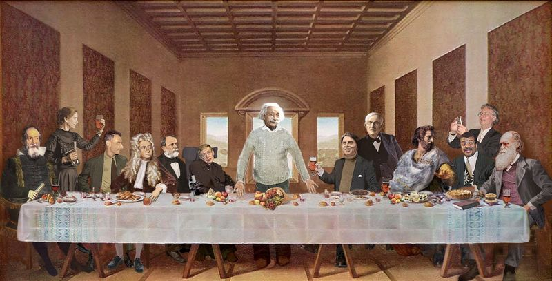 last-supper-of-the-scientists
