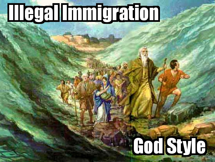refugees moses