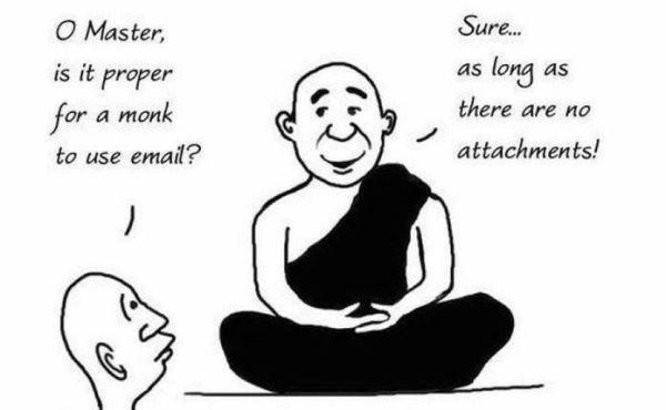 buddhist email