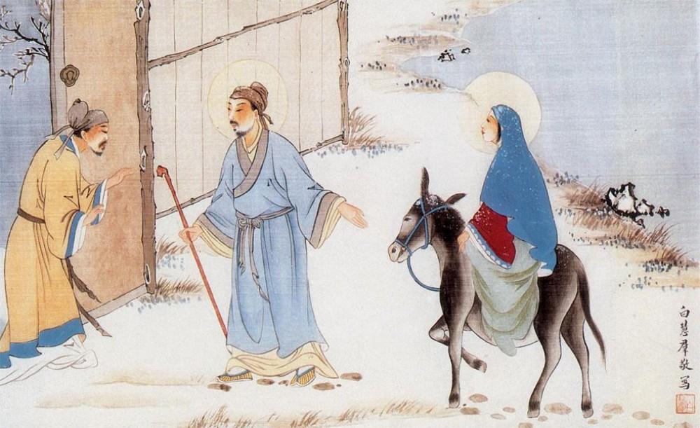 chinese-christian-nativity-painting