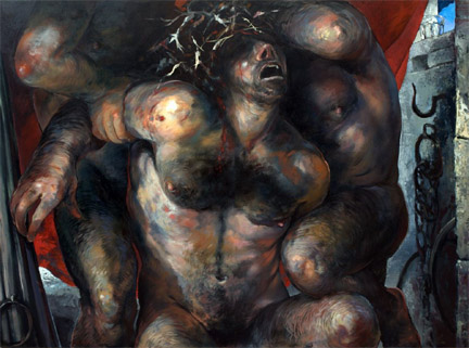 Christ Crowned with Thorns 1998 Edward Knippers