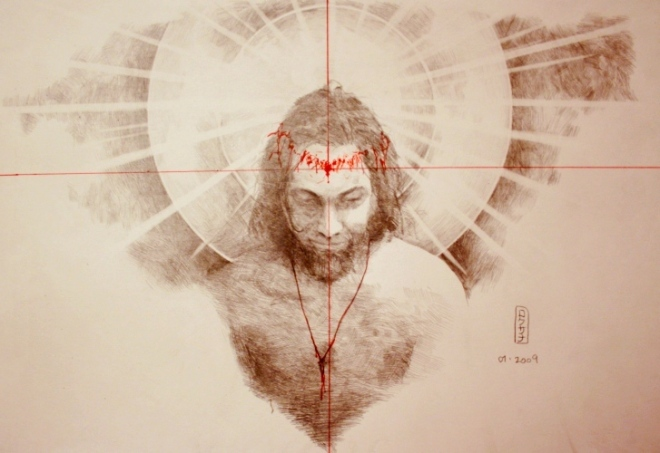 The_Christ_by_Tya_tyan