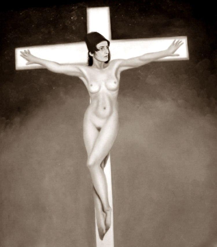 ayn-rand-crucified-woman