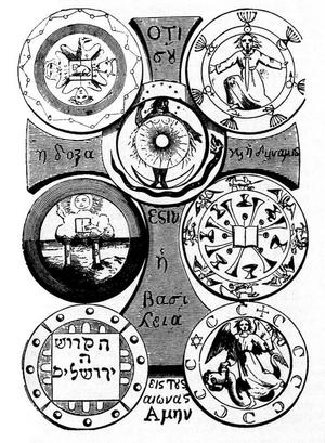 Apocalyptic Key - The Seven Seals of St John - Eliphas Levi