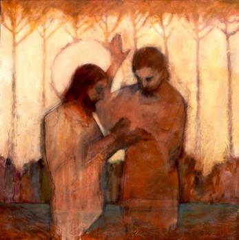 J. Kirk Richards - baptism