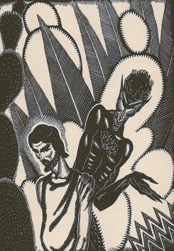Temptation in the wilderness - James Reid