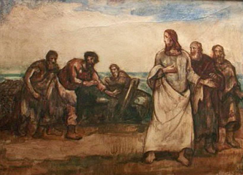 jesus-apostles-unknown-artist