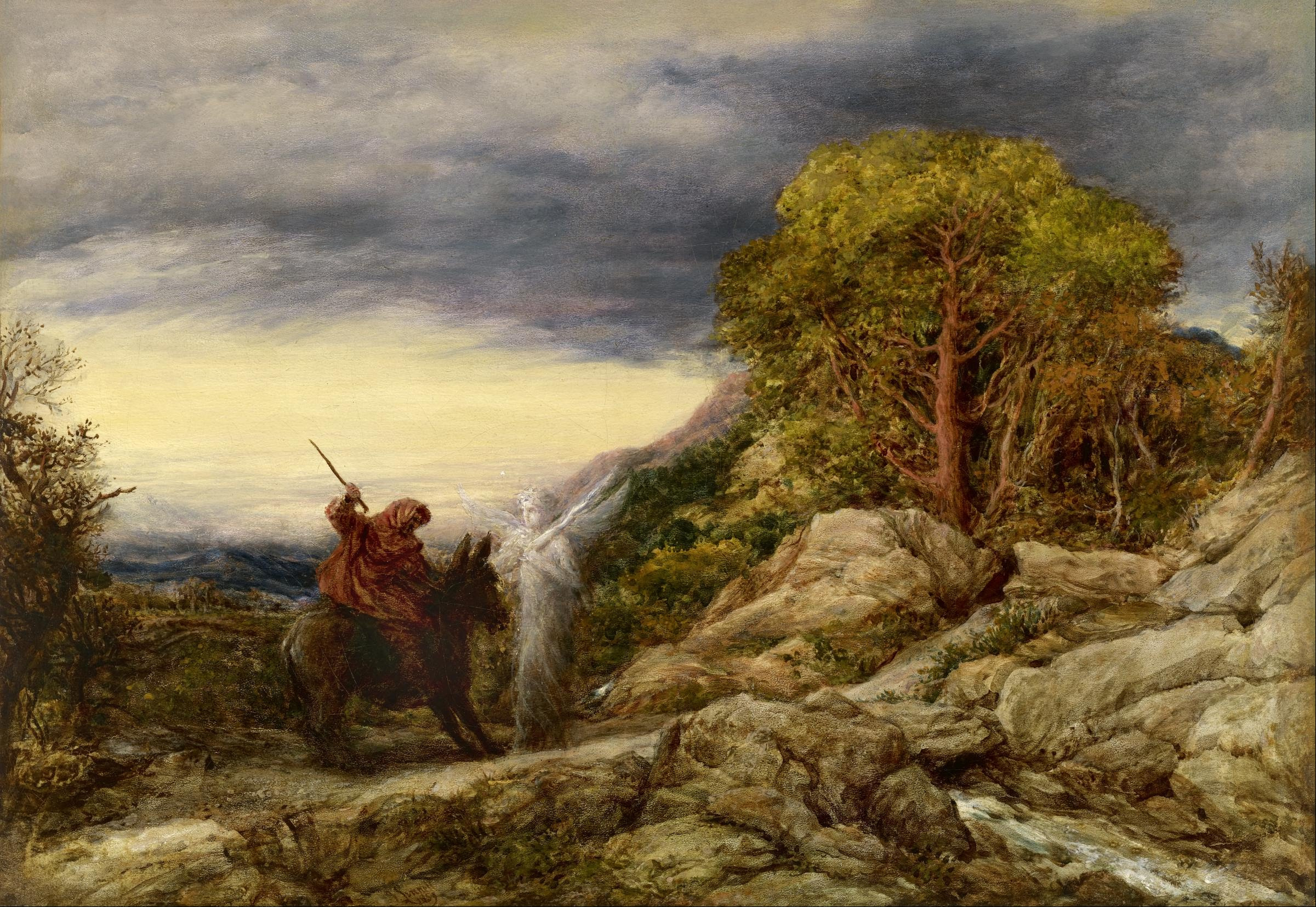 John_Linnell_-_The_Prophet_Balaam_and_the_Angel_-_Google_Art_Project