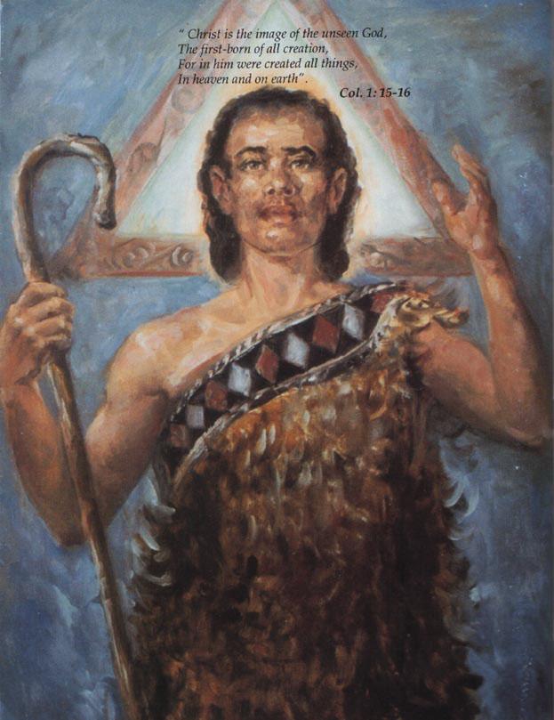 maori jesus Christianity came to aotearoa at the invitation of maori  maori so welcomed the  gospel of jesus christ into aotearoa that by the 1850's over.