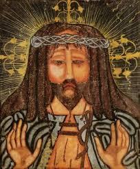 rasta jesus - crown of thorns