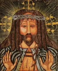 rasta jesus - crown of thorns