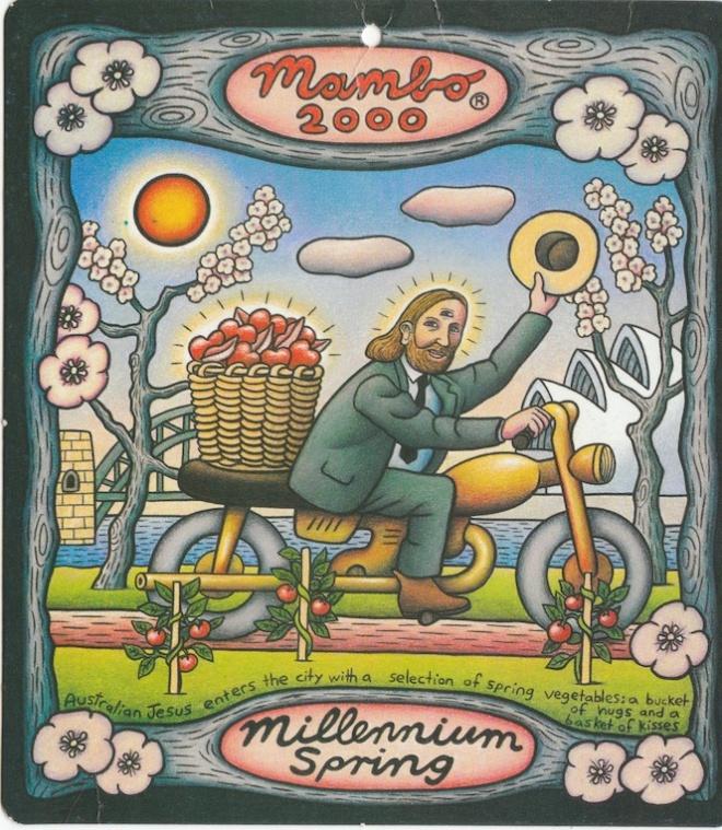 Millennium Spring Jesus