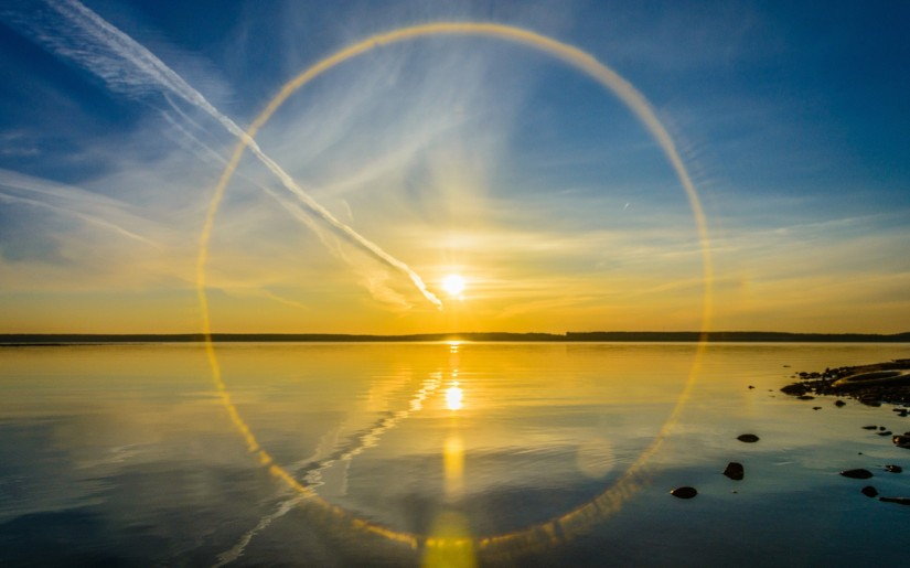 Weaving a circle ofthanksgiving
