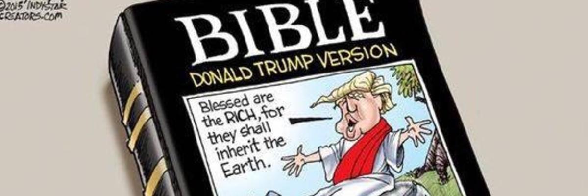 Bible: Donald Trump Version