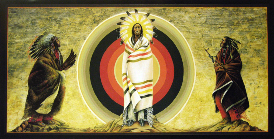 the transfiguration of jesus lakota - father john giuliani