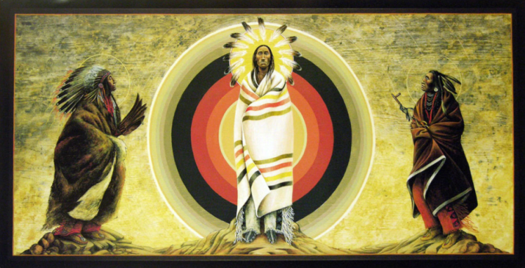 the transfiguration of jesus lakota - father john giuliani