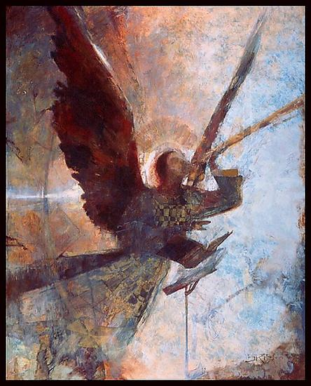 J. Kirk Richards - Angel