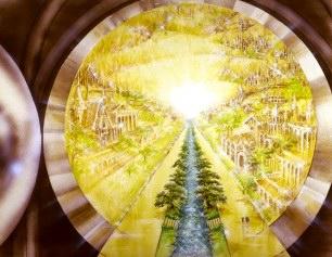new jerusalem by Pat Marvenko Smith