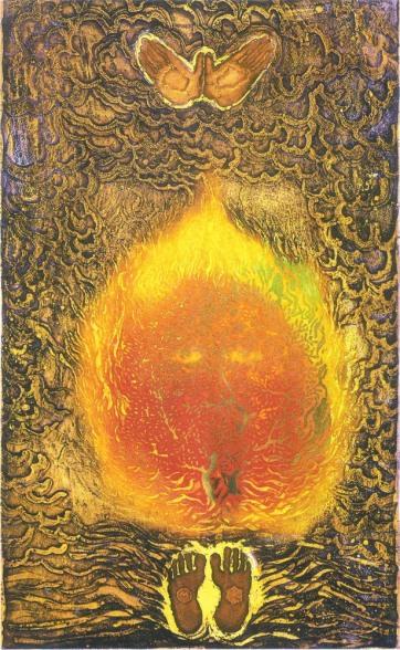 paul koli the burning bush