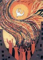Pentecost batik