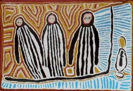 Three Wise Men by Linda Syddick