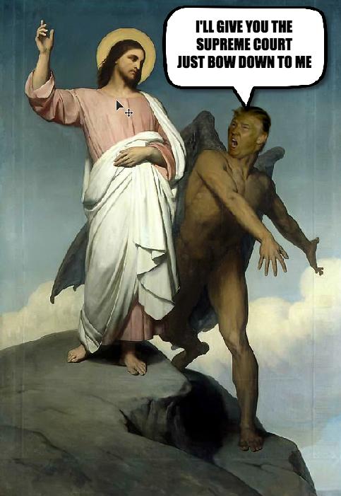 JESUS-TRUMP