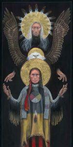 Lakota Trinity by Father John Giuliani