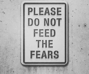 do not feed the fears 2