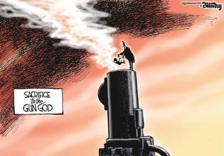 Sacrifice to the Gun God
