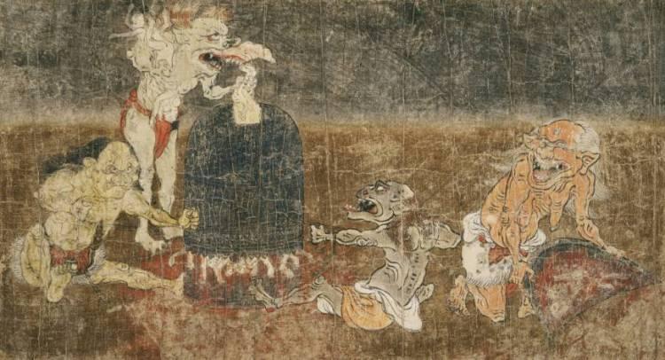 buddhist-hell-scroll