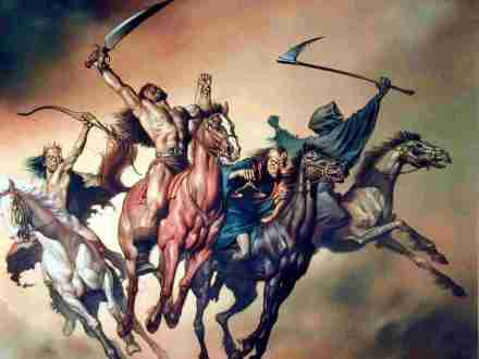 pat marvenko smith four horsemen