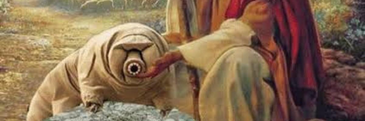 Jesus loves tardigrades