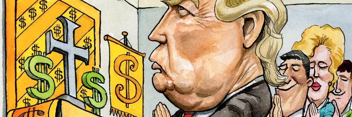 Trump and the Prosperity Idol